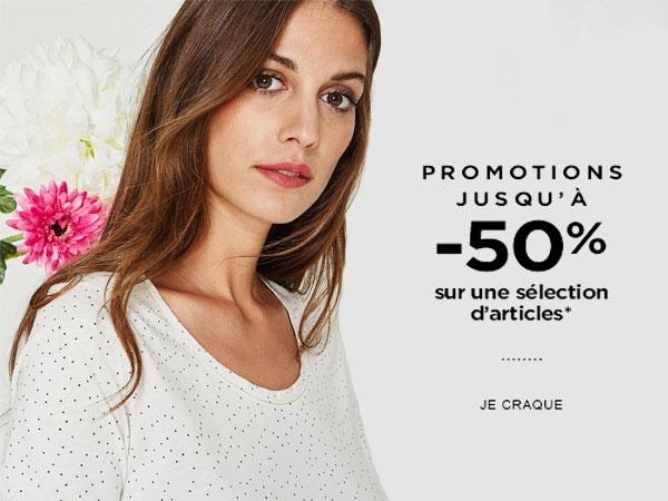Les promotions de printemps Promod ! - Les bons plans de Naima 03f1399c3b8
