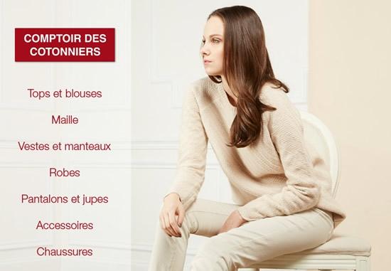 Les rendez vous shopping du week end du 6 d cembre les bons plans de naima - Reduction comptoir des cotonniers ...