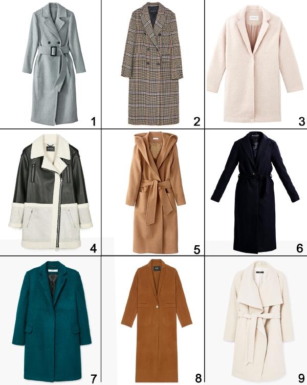 43d1cf6fb1 Comment porter le manteau long cet hiver ? - Les bons plans de Naima