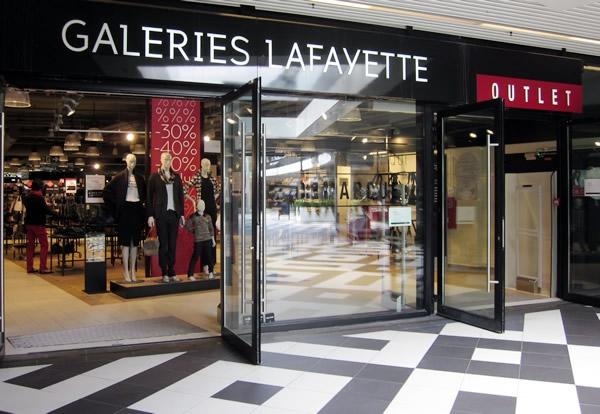 Galeries Lafayette Outlet   + 1000m2 de shopping en plus ! - Les ... 4ab63308ecb