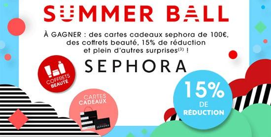 Des Bons De Reduction Sephora A Imprimer Et Des Cadeaux A Gagner Les Bons Plans De Naima