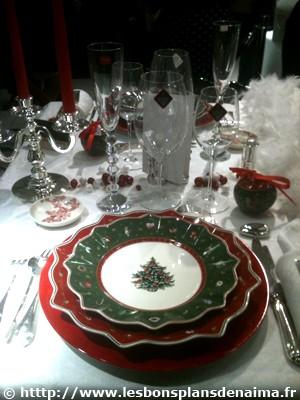 Concours de la plus belle table de fête des Galeries Lafayette - Les ...