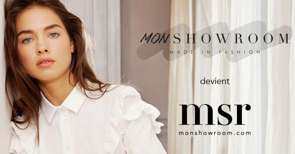 04f2680580a167 Concours MSR Monshowroom : Deux chèques cadeaux de 100€ à gagner !