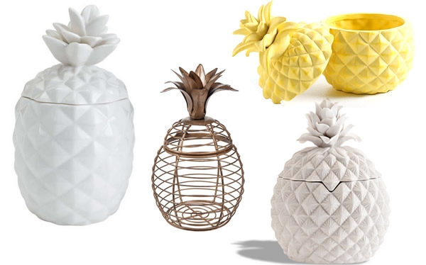 d co ananas plus de 20 id es de d coration partir de 3. Black Bedroom Furniture Sets. Home Design Ideas