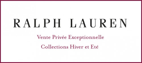 vente priv e ralph lauren 2013 les bons plans de naima. Black Bedroom Furniture Sets. Home Design Ideas