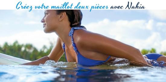 tout neuf 47ff3 8d252 Gagnez votre maillot de bain personnalisable Tribord ...
