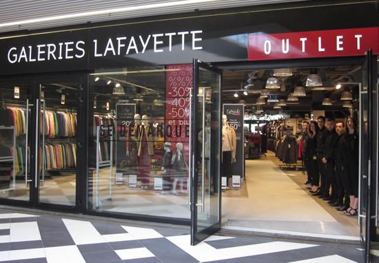 Galeries Lafayette Outlet One Nation Paris – Adresse, accès, photos, prix… cc5559df55d