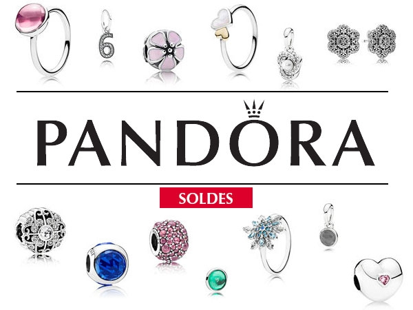 charms pandora soldes or