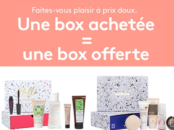 bon plan birchbox une box offerte avec la birchbox de f vrier 2018 les bons plans de naima. Black Bedroom Furniture Sets. Home Design Ideas