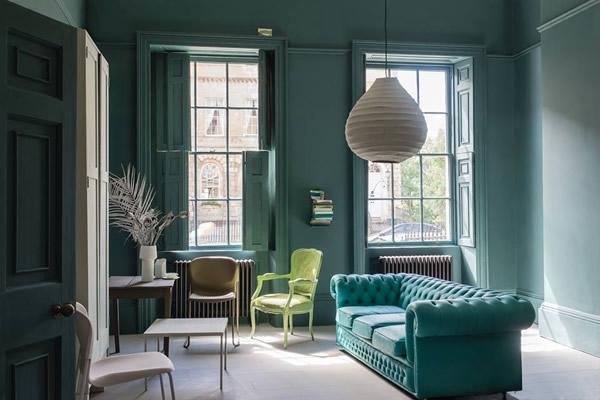 Farrow And Ball Vous Invite Dans Sa Colour Factory à Paris