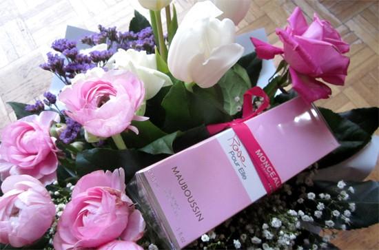 Monceau Fleurs Et Mauboussin S Associent Pour La Saint Valentin