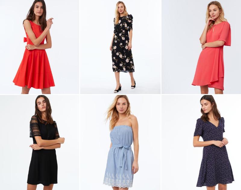 3ème démarque soldes Etam 2018 - 25 idées de shopping mode, bain et ... 7b4e844b354