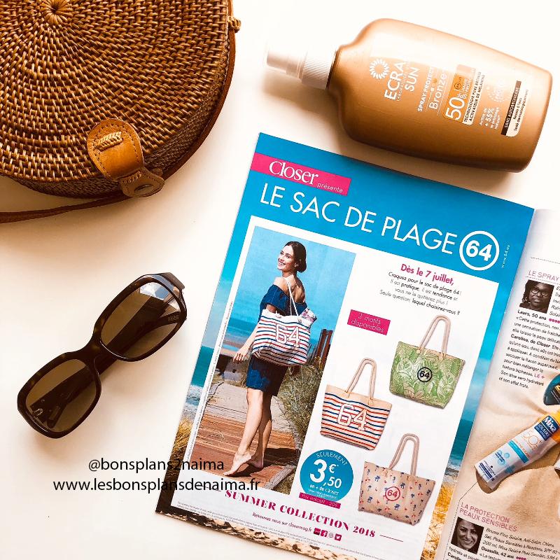 1a08fc6402ddb0 Cadeaux Magazines Juillet 2018- Les bons plans de Naima