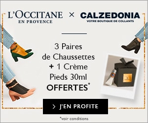 Calzedonia x L'Occitane