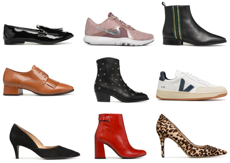 Chaussures Automne,Hiver 2018,2019