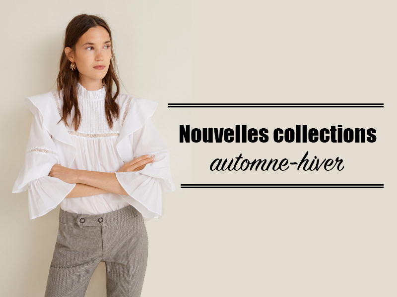 Collections Automne,Hiver 2018,2019