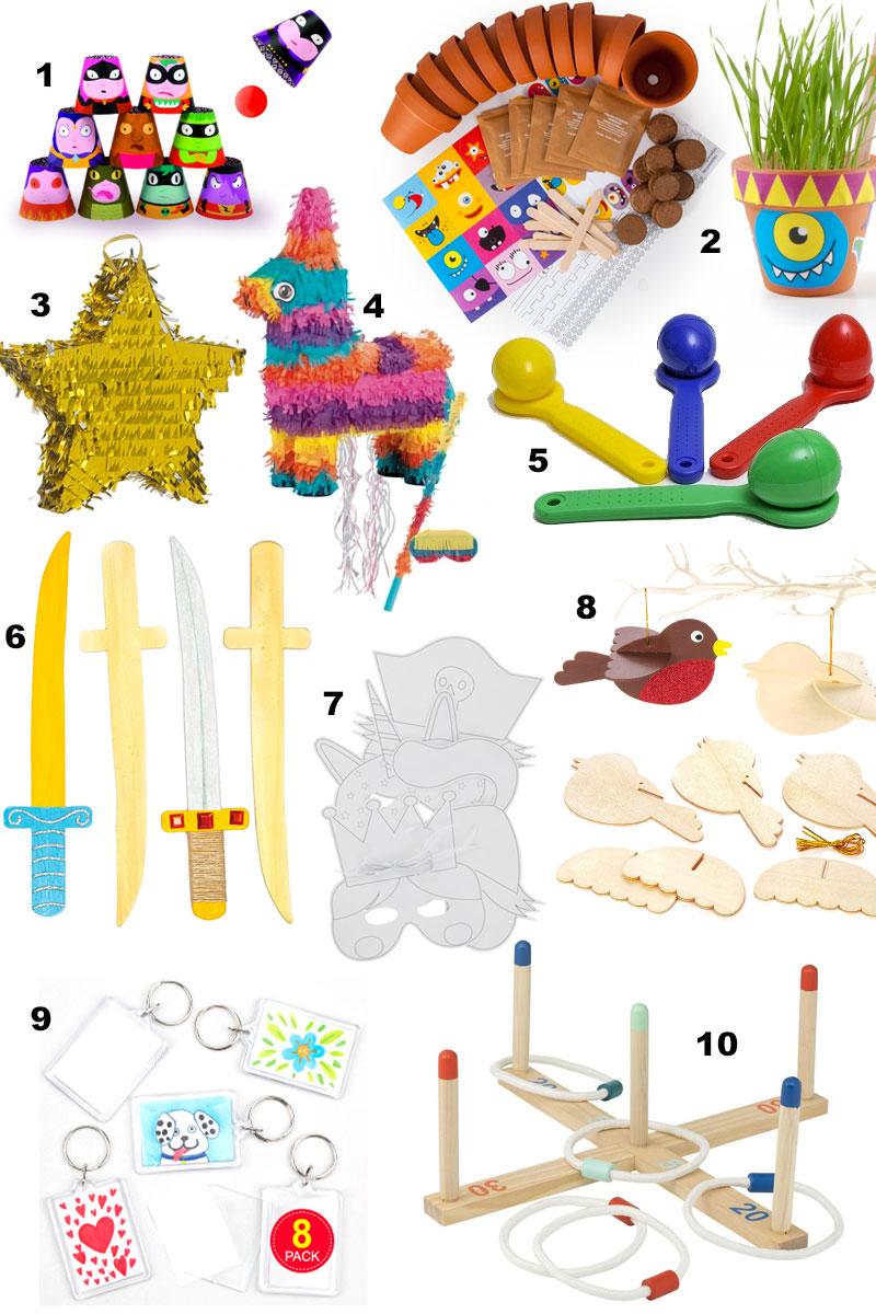 Fête d\'anniversaire 4 ans (conseils, déco, animations, goûter ...