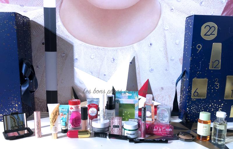 Calendrier Avant Sephora.Calendrier De L Avent Sephora 2018 Contenu Prix Date De