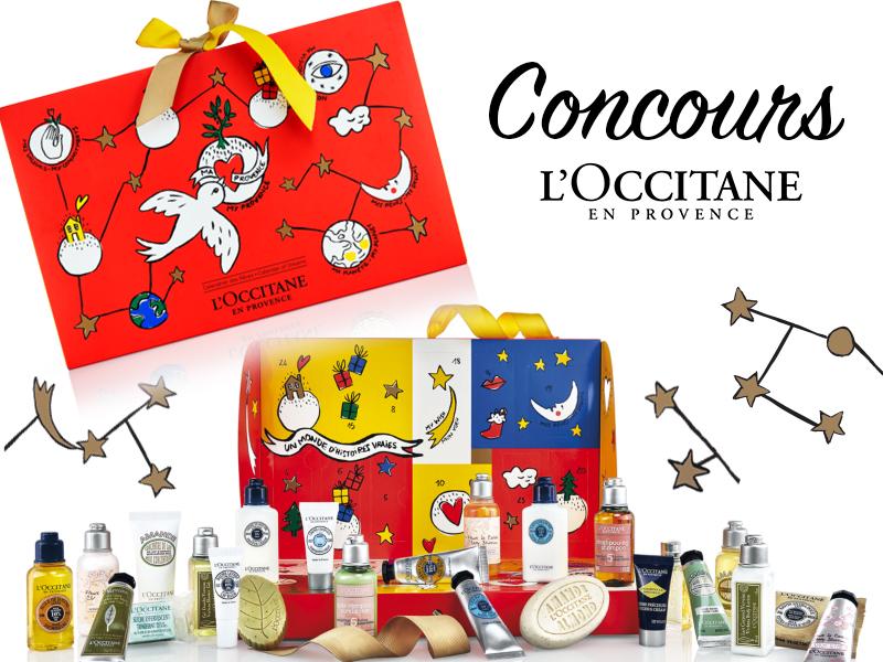Calendrier De L Avant Occitane.Concours Calendrier De L Avent L Occitane 2018 Les