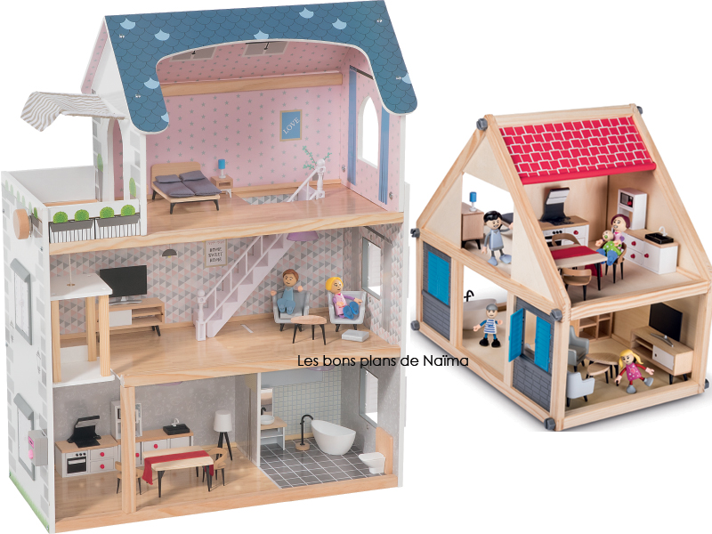 jouets en bois lidl 2018 catalogue prix date de sortie les bons plans de naima. Black Bedroom Furniture Sets. Home Design Ideas