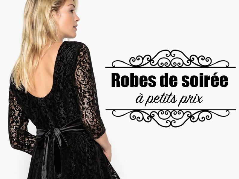e851d193def Des robes de fêtes à petits prix chez La Redoute Outlet !