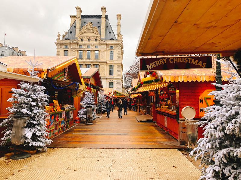 Noel A Paris Mes Bons Plans Sortie Pour Toute La Famille Les