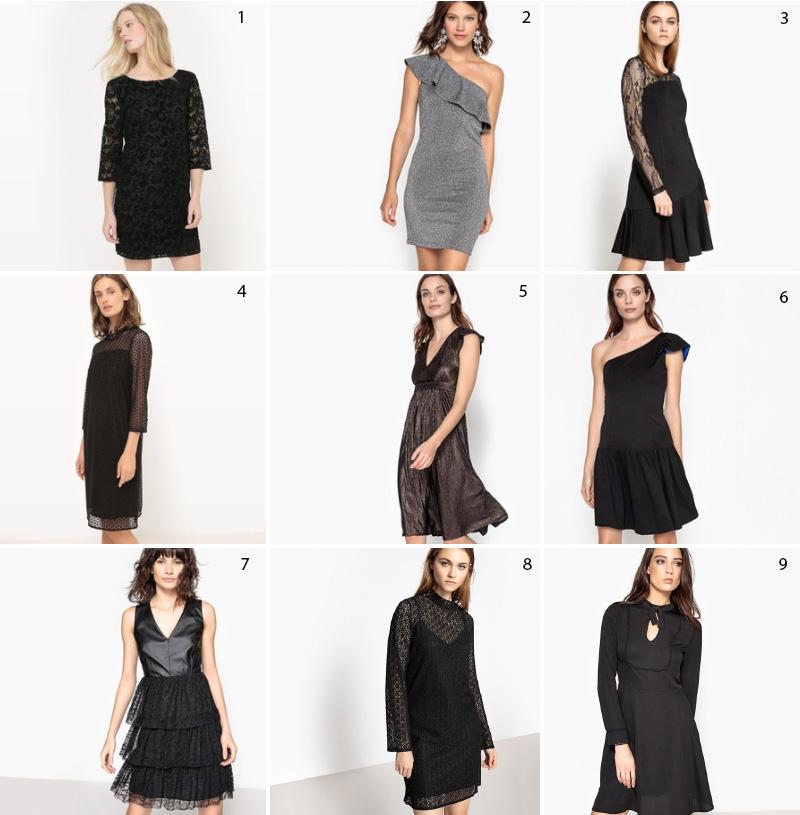 5b992def8c5 De belles robes de soirée pas chères pour les fêtes ! - Les bons ...