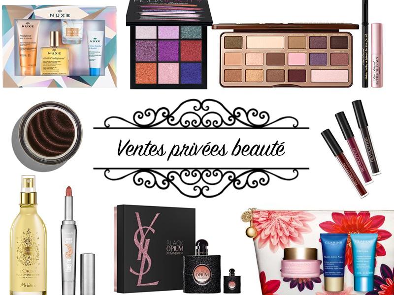 56f3878ecc654 Ventes privées beauté (Pré-soldes Hiver 2018-2019) - Les bons plans ...