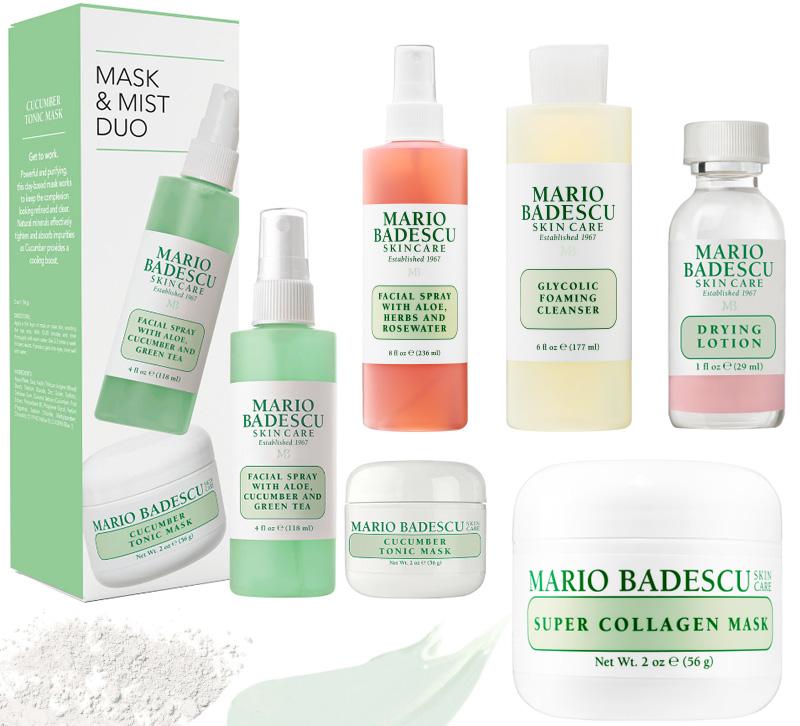 0a4b521483b1 Mario Badescu, la célèbre marque américaine de soins pour la peau, arrive  en février chez Sephora. Lancée il y a plus de 50 ans aux États-Unis, ...