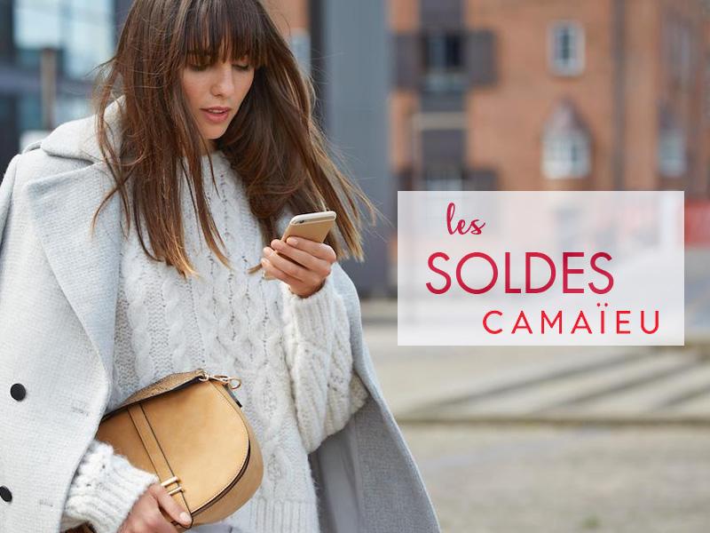 Soldes Camaieu 2019 (code promo pour 10% de remise supplémentaire ... 1b88b512980