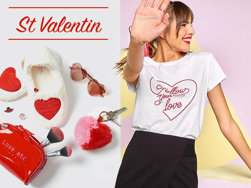 ec079644d1b Collections Saint Valentin 2019 - Des tenues et cadeaux à petits ...