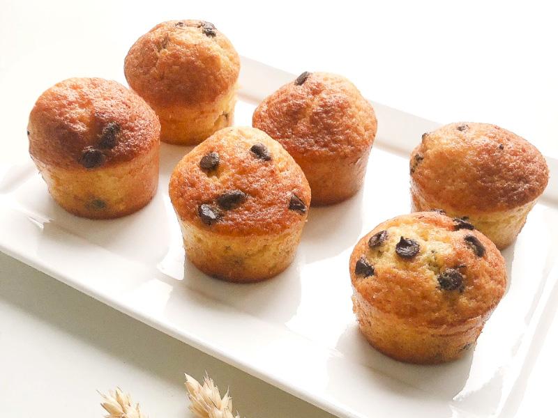 Muffins Aux Pepites De Chocolat Ma Recette Facile Et Rapide