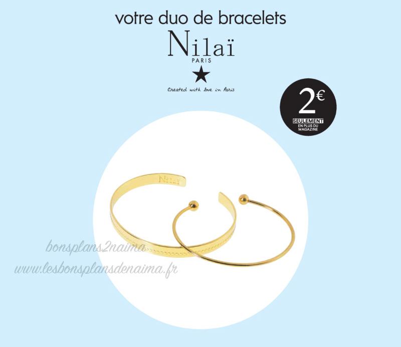 Bracelets Nilai magazine Marie Claire