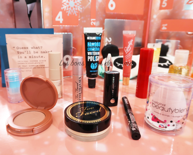 Calendrier Avent Sephora 2020.Calendrier De L Avent Sephora Favorites 2019 Beauty To Go
