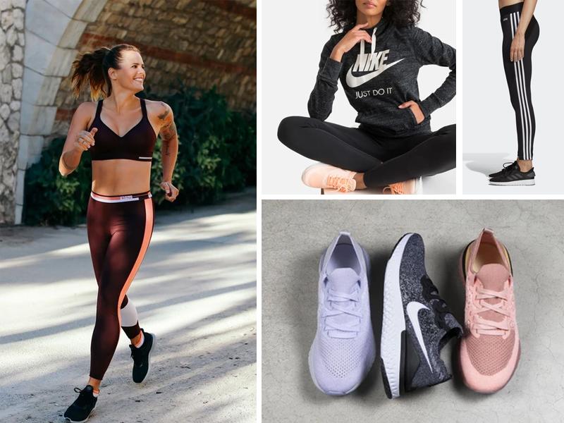 website for discount professional sale delicate colors Tenues de sport femme pas cher - Plein de marques en promo ...