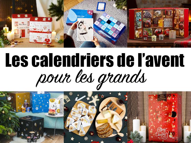 Achat Calendrier 2019.Calendriers De L Avent Adulte 2019 Plus De 50 Idees