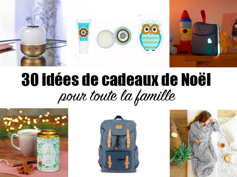 Idée cadeau Noël 2019 : 30 trouvailles originales pour petits et