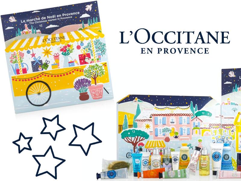 Calendrier de l'avent L'Occitane 2020 pas cher (code promo)   Les