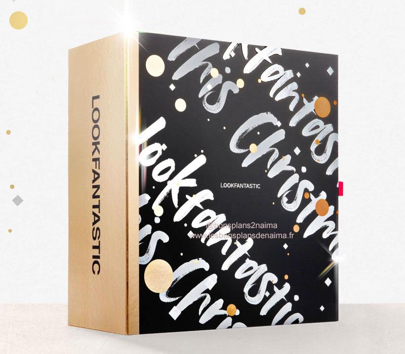 Calendrier de l'avent Lookfantastic 2020   Contenu, code promo