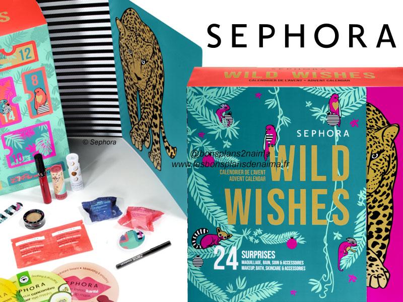 Calendrier de l'avent Sephora 2020   10€ de réduction !   Les bons